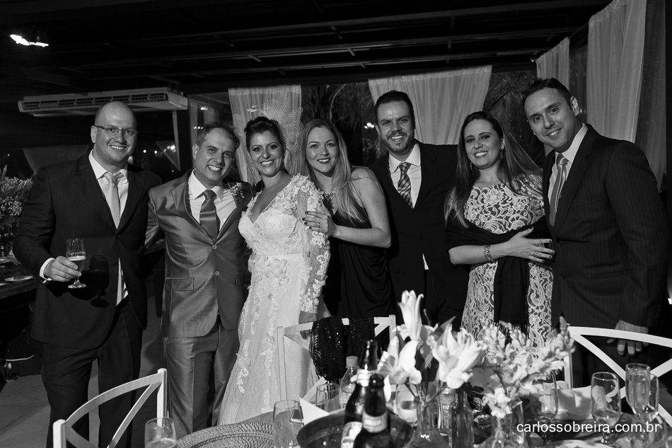 Tatiane & Rodrigol - Wedding Day-55